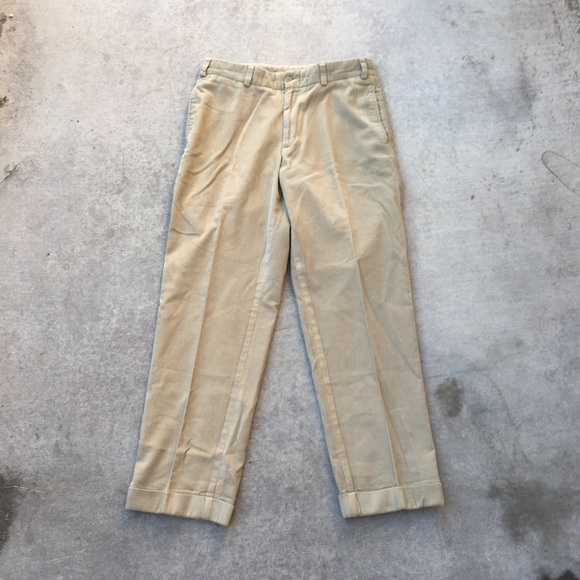 Other - Sand corduroy pants